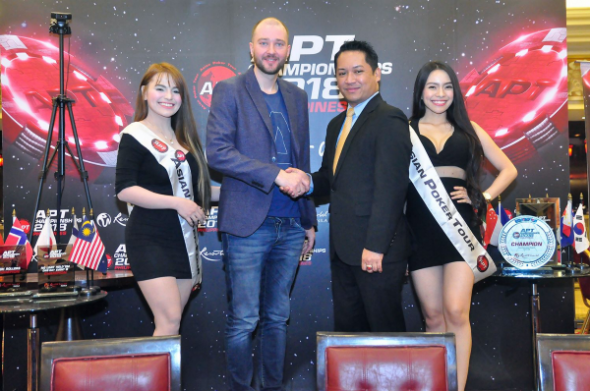CoinPoker uzavírá partnerství s Asian Poker Tour