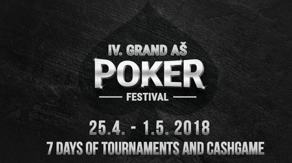 Grand Aš Poker Festival IV