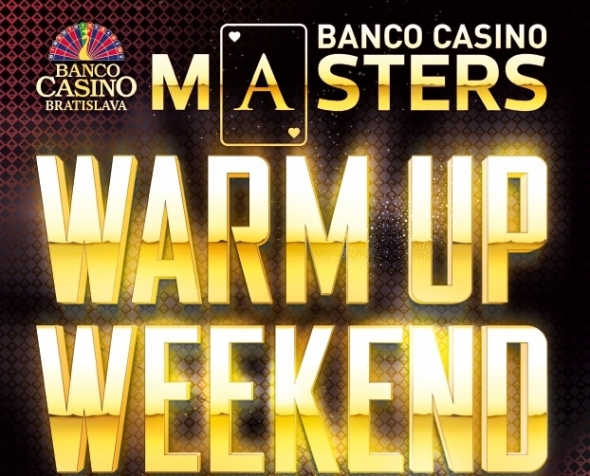 Banco Casino Masters Warm-Up Weekend o €15,000 - header
