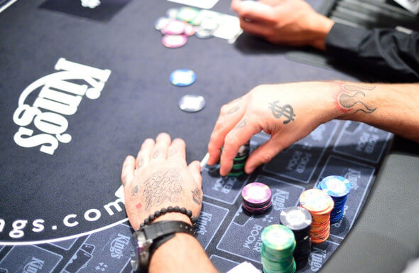 Savarin: Rakeťák ovládl den 1B Let´s Go Poker Europe