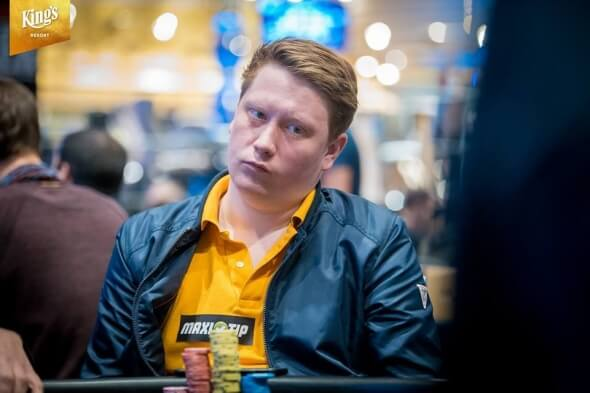 Main Event WSOPE: Michal Schuh mezi top stacky po 4. dni