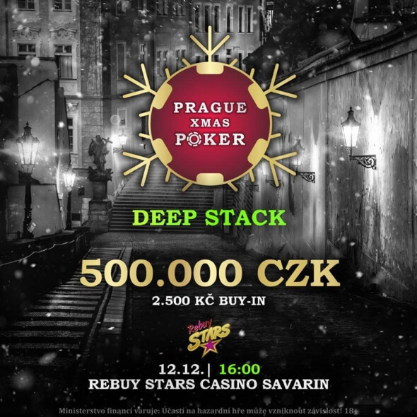 Prague Xmas Poker Deep Stack