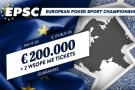 Do King's se vrací European Poker Sport Championship o €220,700 GTD