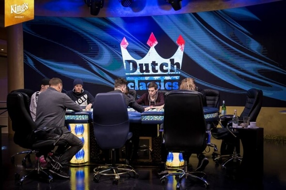 Live stream: Finále Main Eventu Dutch Classics v King's o €73,000