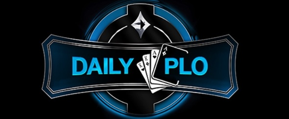 Party Poker Daily PLO