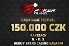 Izraelci míří do Savarinu na Poker Travel Rakeback 150 000 Kč