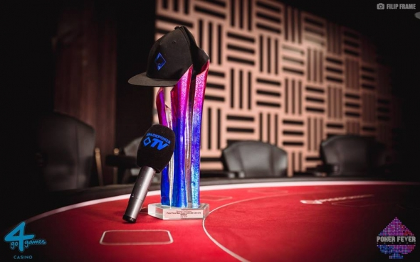 Live stream: Finále Main Eventu Poker Fever Series
