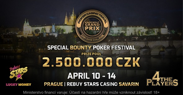 Bounty Festival KO Grand Prix o 2 500 000 Kč míří do Savarinu
