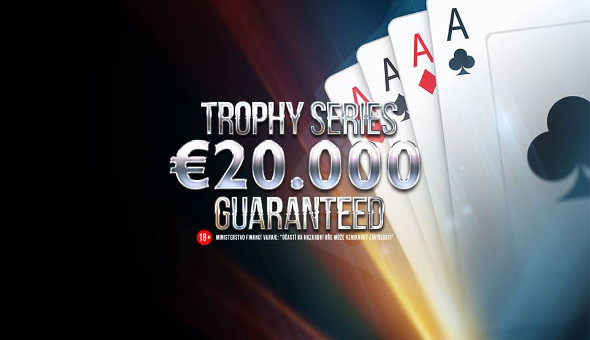 Grand Casino: Trophy Series se vrací s garancí €20,000