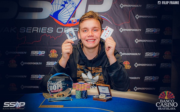Slovak Series of Poker 2019 - Heads-Up Champion