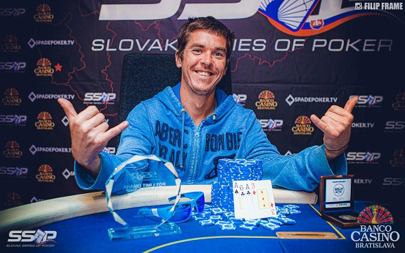 Slovak Series of Poker 2019 - PLO Champion