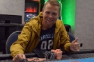 MaxiTip Poker Tour Showdown Milion: Den 1C pořešil Ronald Howqvist