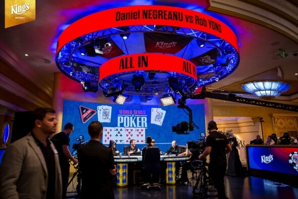 V King's startuje Main Event WSOP Europe o €5,000,000 GTD