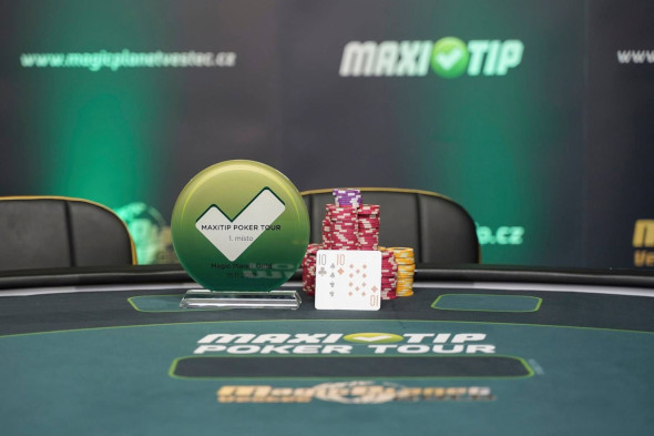 Live stream: Grand Finale Maxitip Poker Tour 2019 o 300 000 Kč