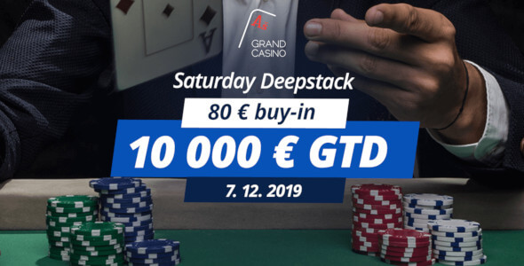 Saturday Deepstack