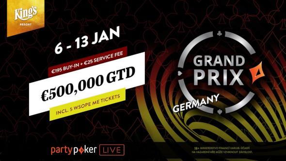 Na skandinávský šampionát příští týden naváže půlmilinové Grand Prix