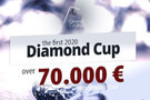 Grand Casino: Diamond Cup o €72,000 GTD už tento víkend