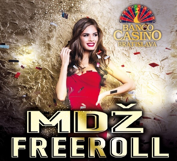MDŽ freeroll v Banco Casinu