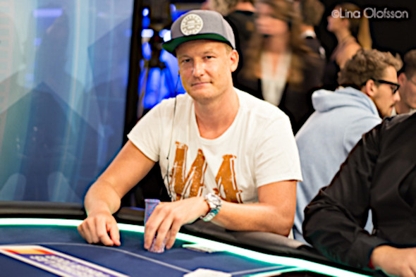 Christian Jeppsson vede finalisty WPT Online Championship