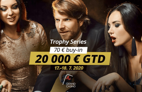 Trophy Series se vrací do Grand Casina s garancí €20,000