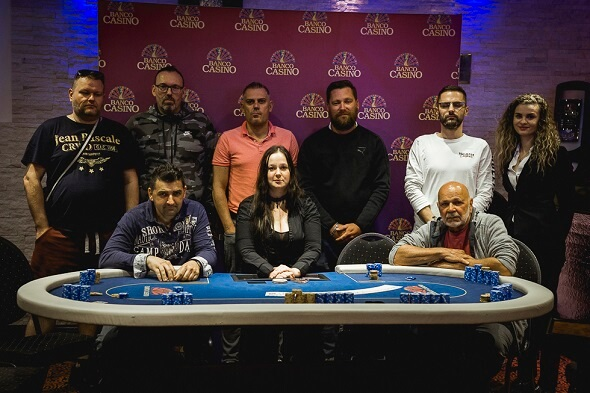 Banco Casino Masters Warm Up Special o €30,000 - final table