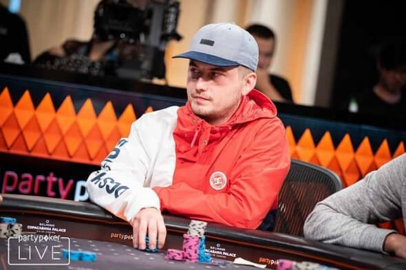 Michael Sklenička vítězí ve WPT 6-Max Mini Second Chance