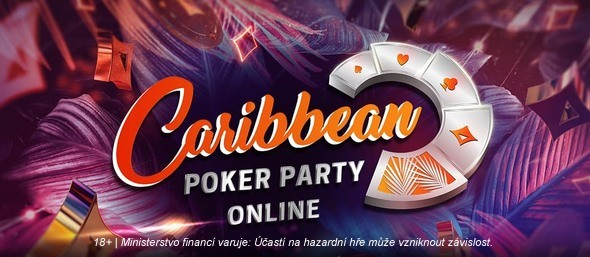 Program Caribbean Poker Party Online - kvalifikace od jednoho centu!