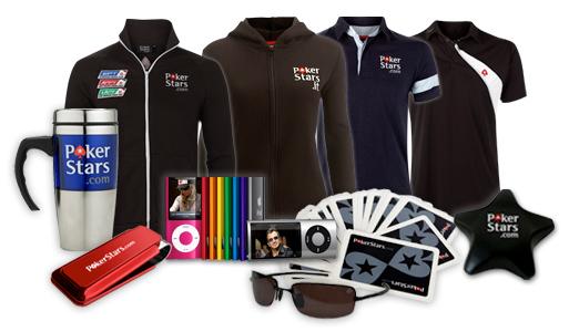 Pokerstars Vip Shop