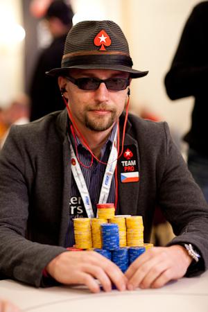 Martin Hrubý, PokerStars Pro